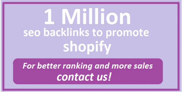 Do shopify promotion and ranking which will increas sales and traffic