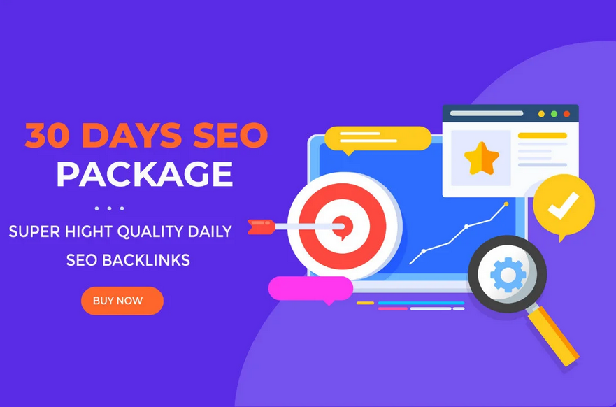 create high quality SEO backlinks,  monthly service