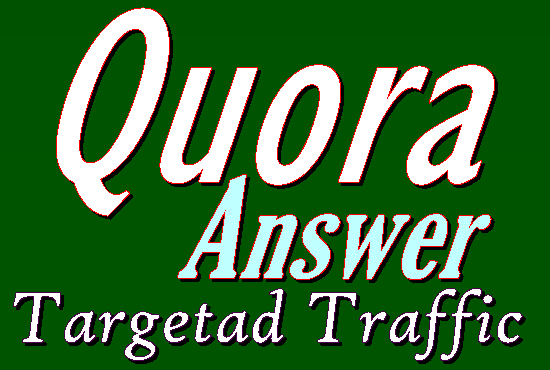 Guaranteed Targeted traffic with 50 high quality Quor...