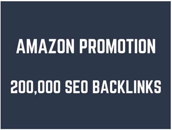 Help you rank higher on amazon by 200,000 GSA SEO backlinks