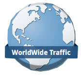 400,000 Send Real Worldwide Web Traffic To Your Web Site for