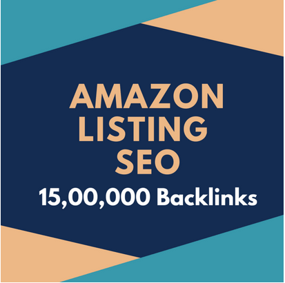 Amazon listing SEO by 15, 00,000 GSA SER backlinks