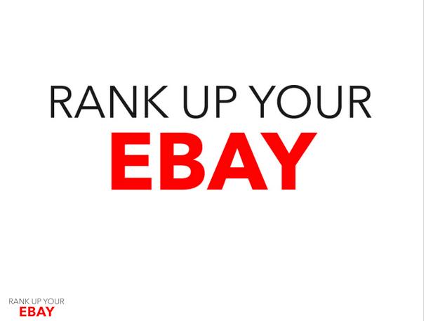 Create high quality ebay GSA SEO backlinks