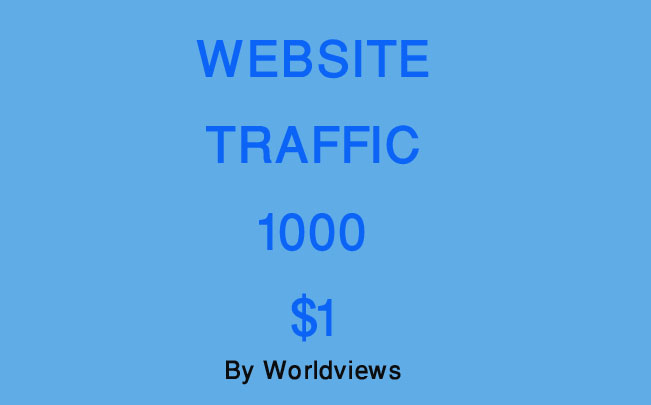 TARGETED Real Human Traffic/Visitors to your Website or Blog