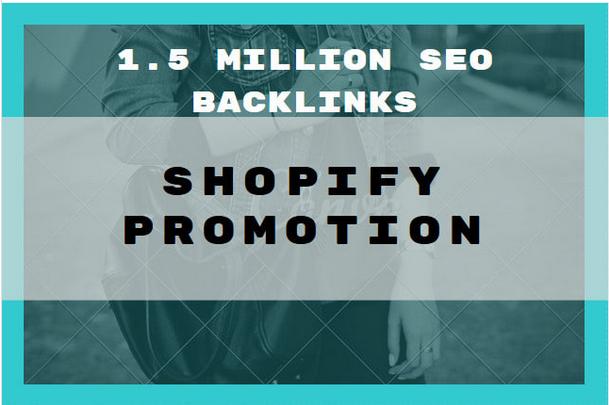 1,500,000 GSA,  SER SEO backlinks for shopify promotion