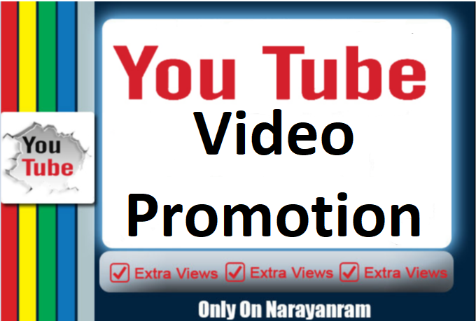 YouTube Video Marketing And Social Media Promotion se...