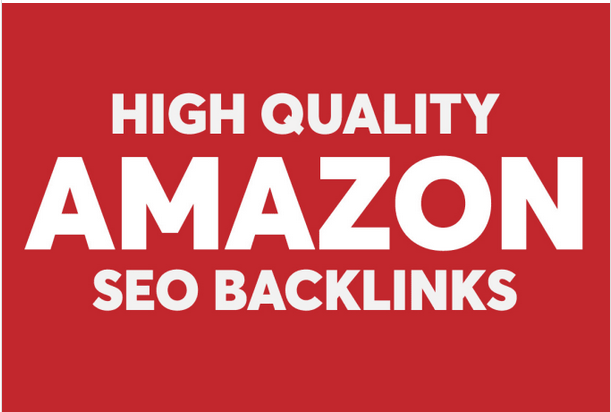Help you land on first page with high quality offpage amazon SEO backlinks