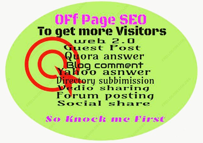 I also provide Your domain Google 1st page Ranking