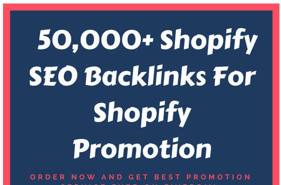 promote your shopify store to increase your traffic and online sales