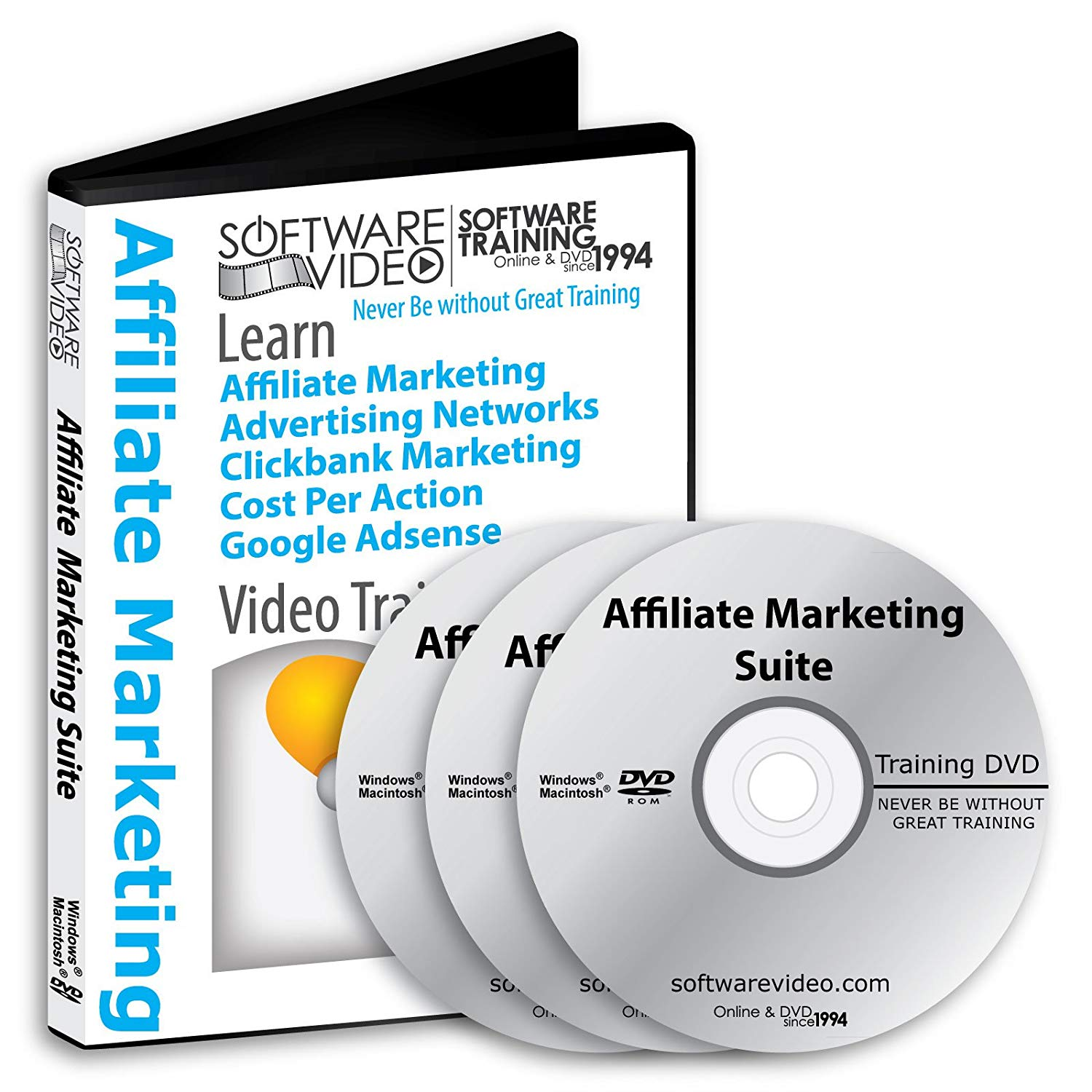 Software Video Learn AFFILIATE MARKETING Training DVD Sale 60 Off training video Over 6 Hours o