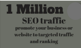 promote your business or website to targeted traffic and ranking