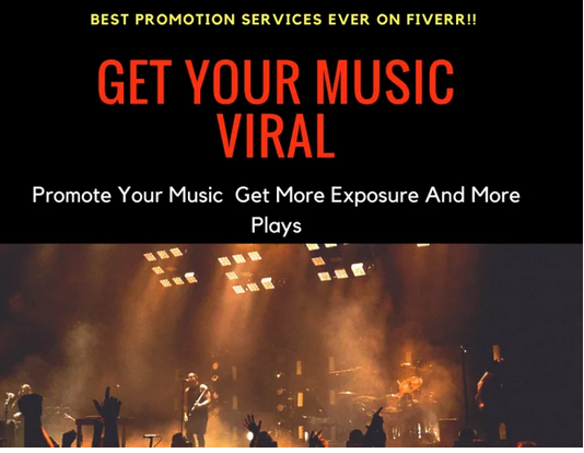 do music promotion to increase your audience
