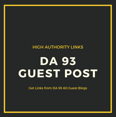 do guest post on da 93 high traffic site