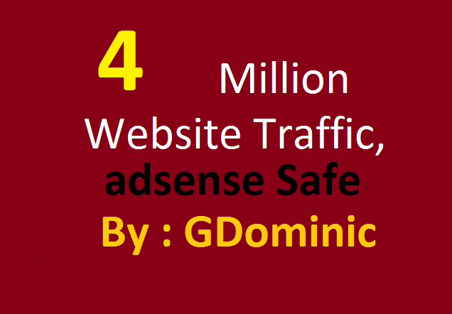 SKYROCKET 4 Million Website Worldwide Traffic For network Marketing & Business Promotion Boost SEO Website Visitors & Share Bookmarks Improve Google Ranking Factors