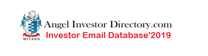 Angel Investor Email Database 2019