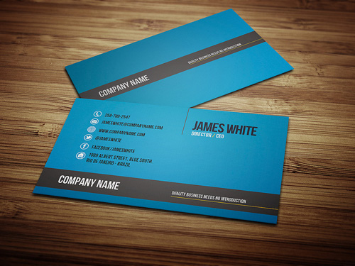 instant  Design A Professional Business Card Within 5 Hours