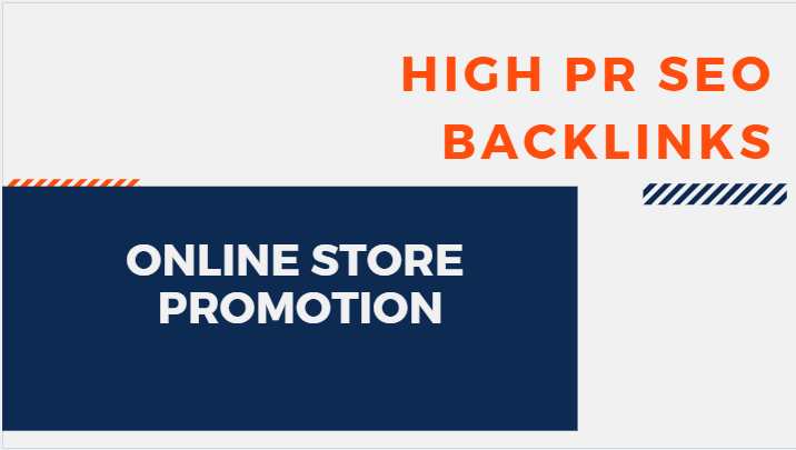 build online store promotion,send more buyers to your store