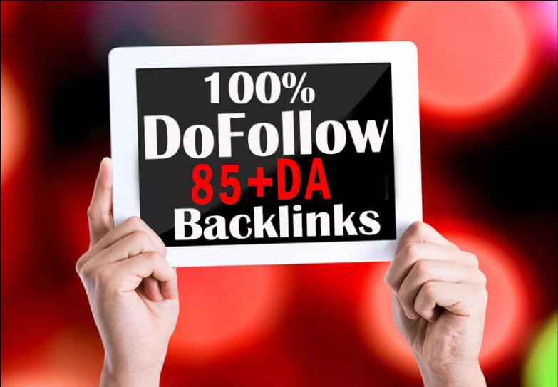 Create 100 Plus High Authority Manual Backlinks With Bonus