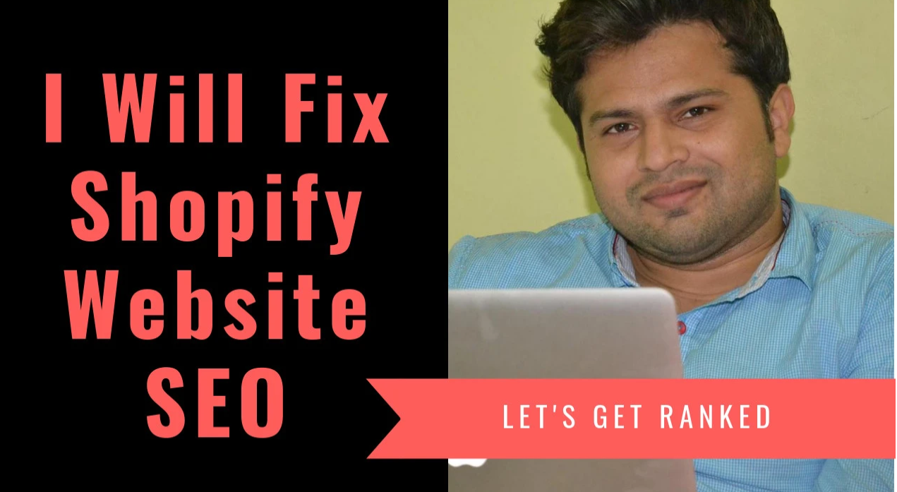 fix shopify website SEO issues