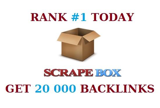 build 20 000 blog comments backlinks