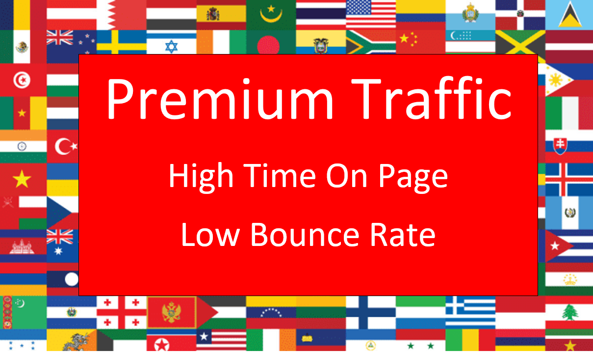 TARGETED 20,000 real human traffic to your website