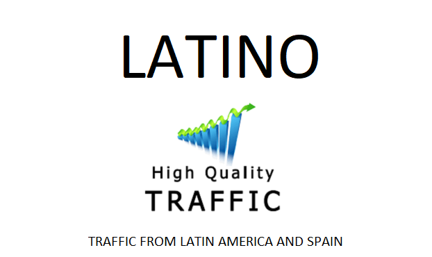 TARGETED 10,000 real human LATINO / SPAIN traffic to your website