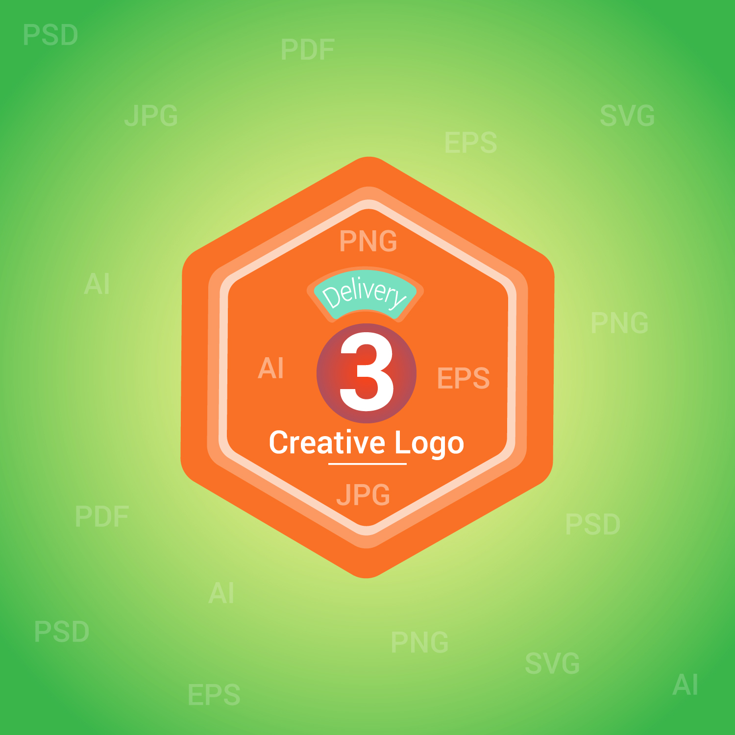 I can Deliver 3 Creative logo concepts for your Business.