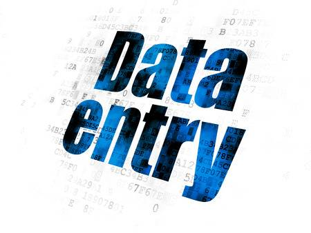 DATA Entry Operator/Computer typist available 60 wpm.with timely and accurately delivery of work