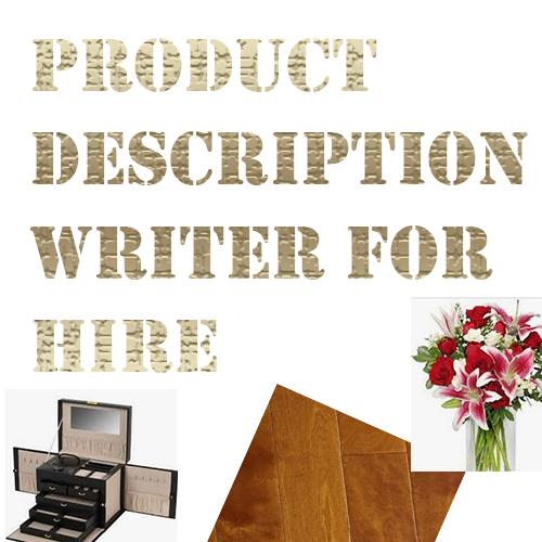 Hire-A-Product-Description-Writer