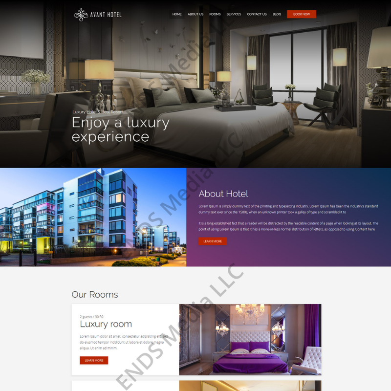 Professional Wordpress Website Responsive & Custo...