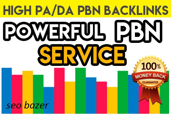 Build 50 High PA DA PBN Backlinks - Homepage Quality ...