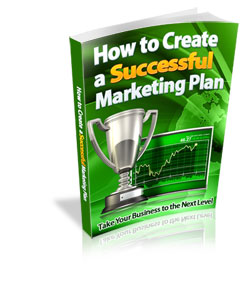 Create a Successful Marketing Plan eBook