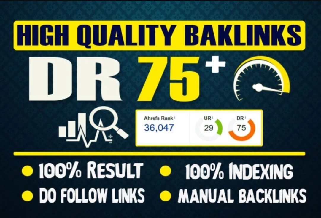 15 Permanent DR 70 Homepage PBN Dofollow Backlink