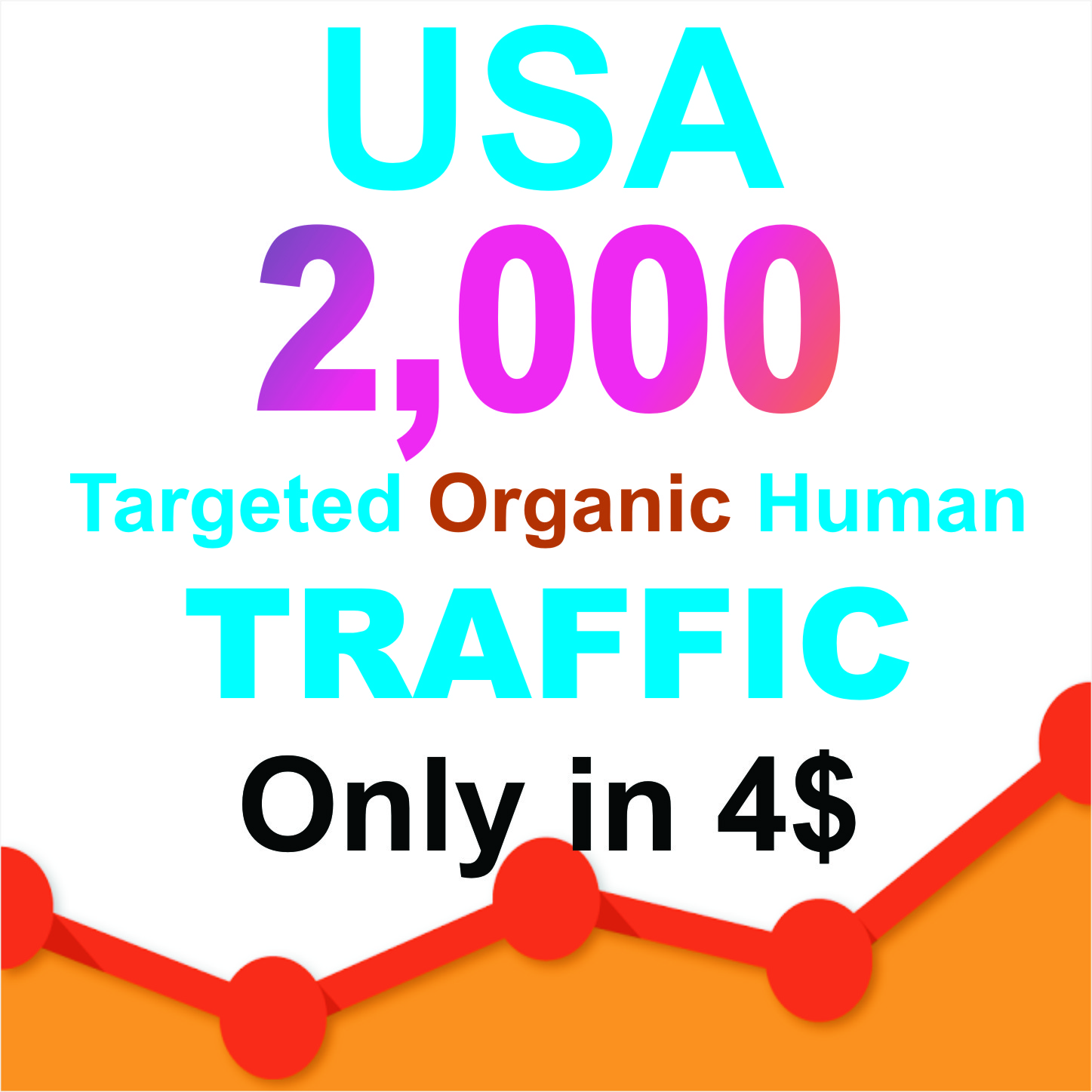 Drive 2000 Niche Targeted Visitors Website Human Traffic