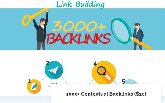 3000 Contextual Backlinks Mix PBN,  Social,  Do-Follow