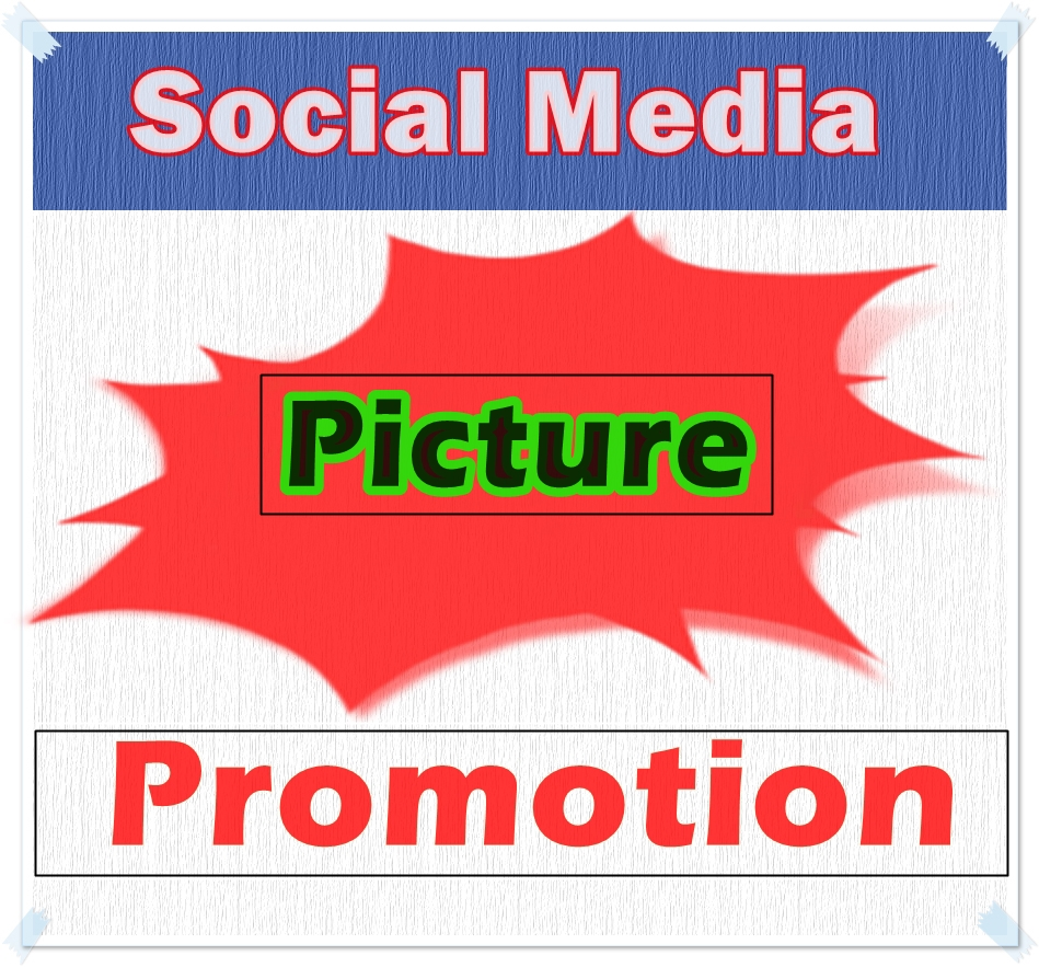 Social Media Picture Promotion