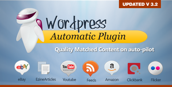WordPress Automatic Plugin WP Automatic for lifetime ...