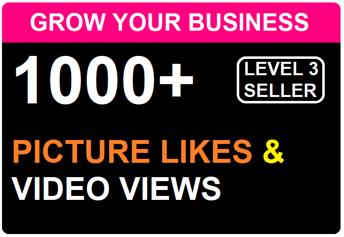 Add Instant 1000+ High Quality Likes and Views
