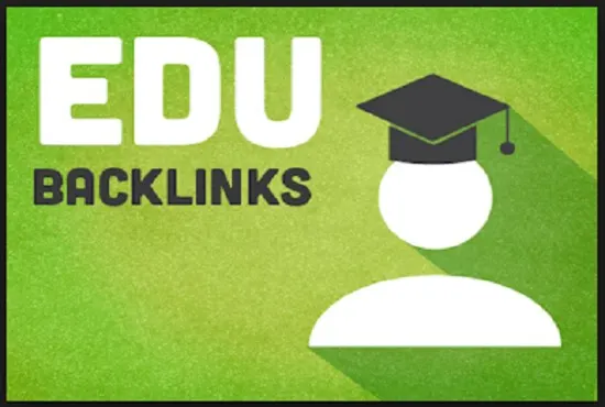 Manually do High Quality DA/PA, TF/CF 150 EDU safe seo Backlinks