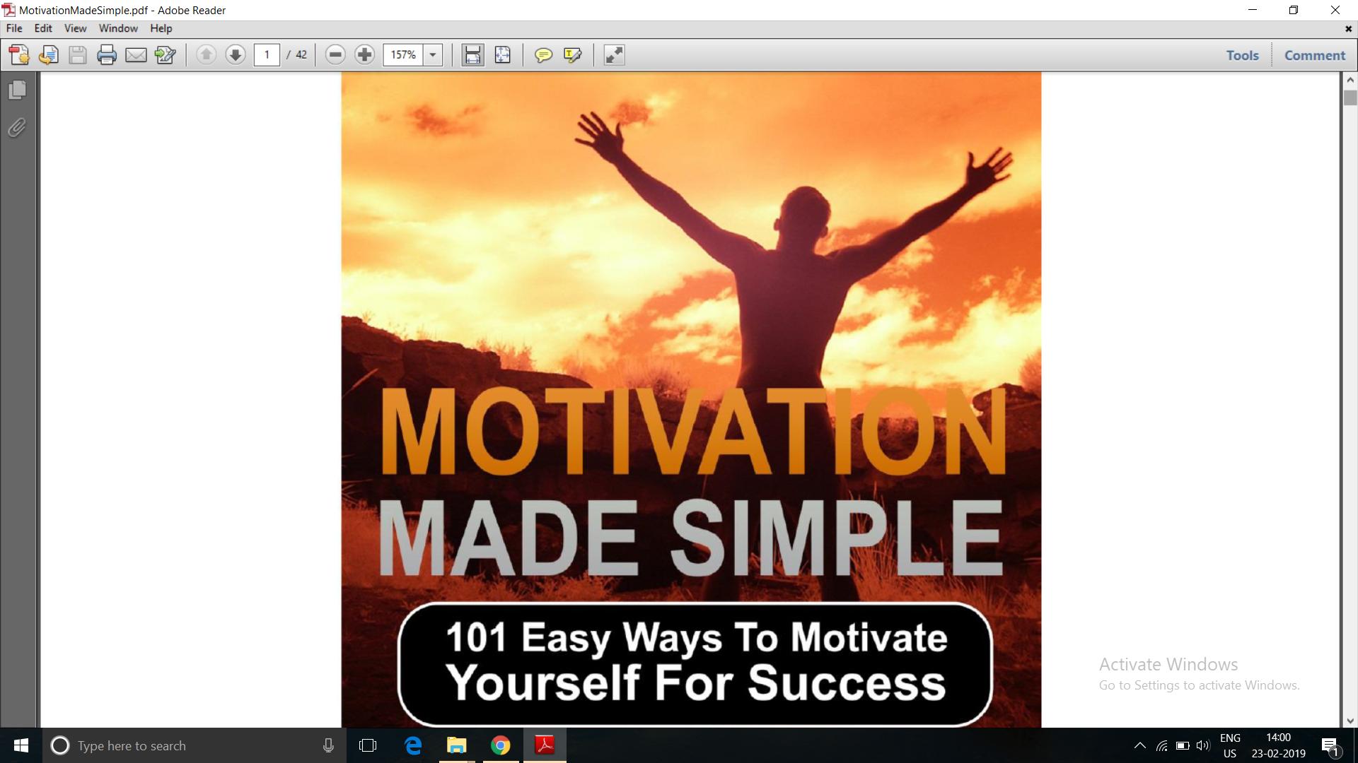 Motivation Made Simple eBook