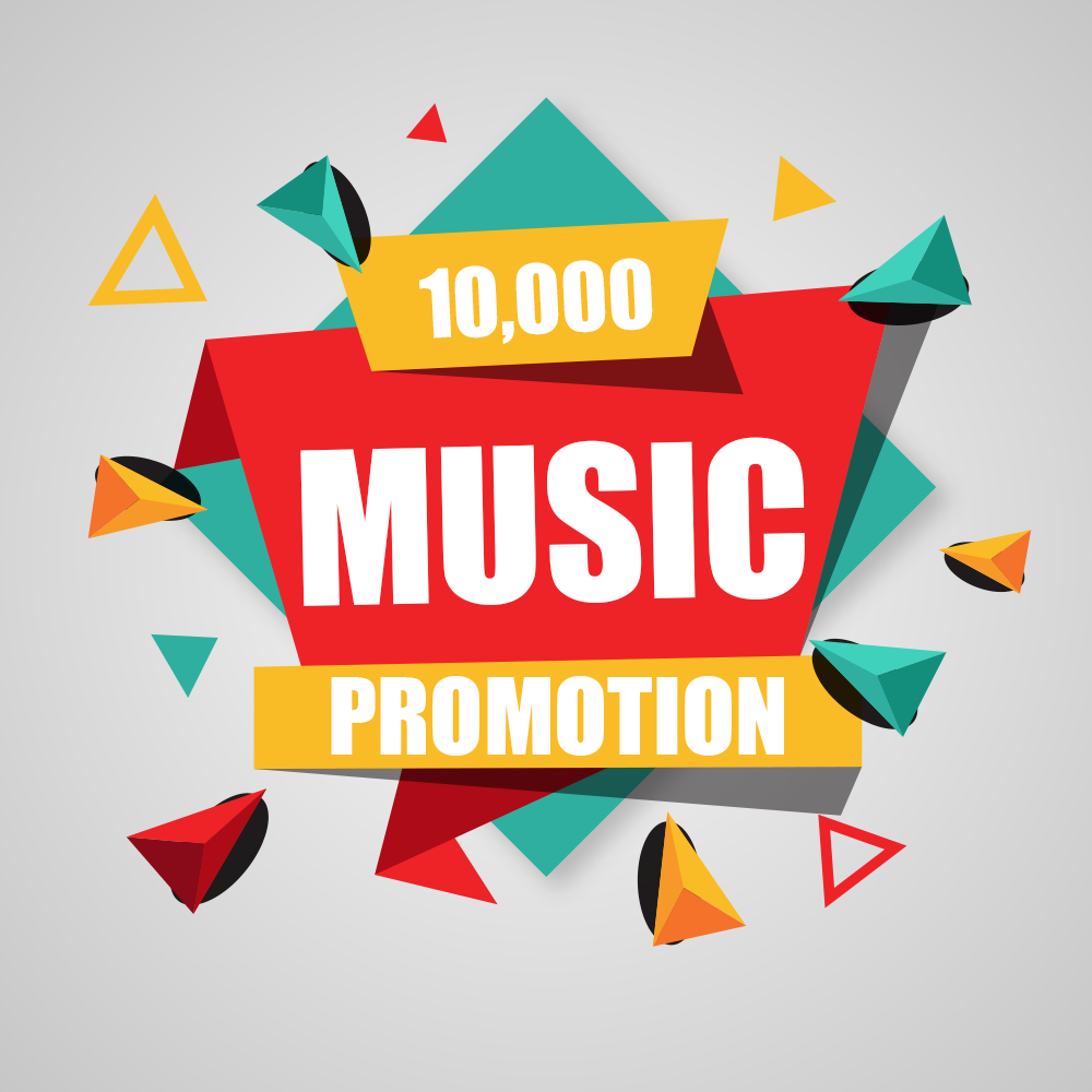 Ten Thousand Real Advertisement Music promotion
