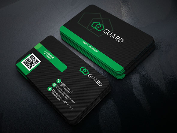 Design your corporate business card
