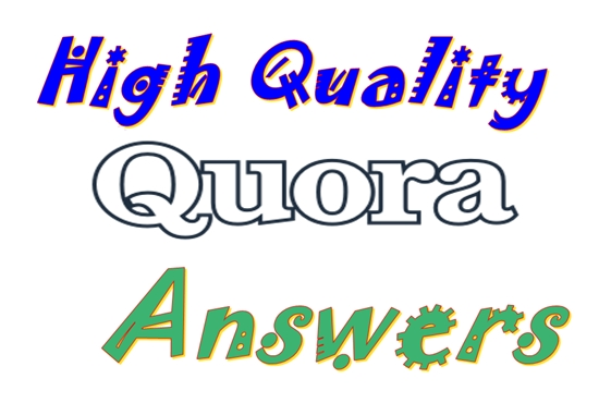 Providing you 10 Quora answer for generating your website traffic