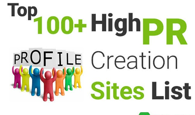 Instant Give You 100+ High DA PA Profile Backlink Cre...