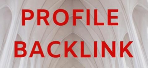 Proffesionally Create 100+ PR DA Profile Backlink For...