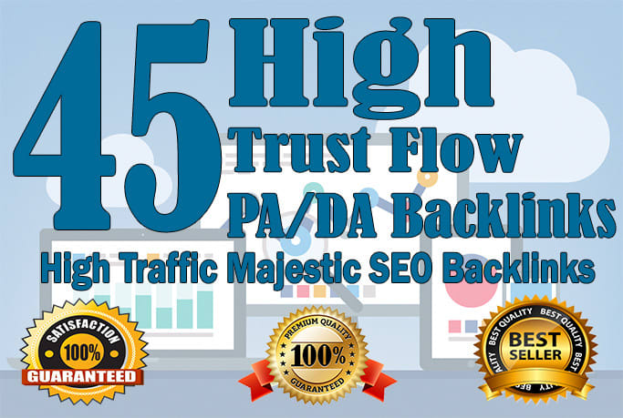 Do 45 High Trust Flow Citation Flow Backlinks On High Da Pa