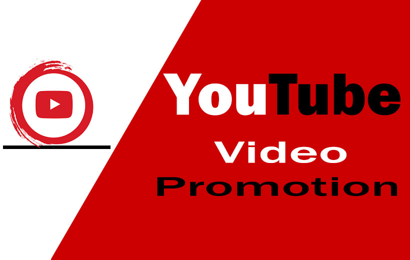 YouTube video promotion with safe audience via real users
