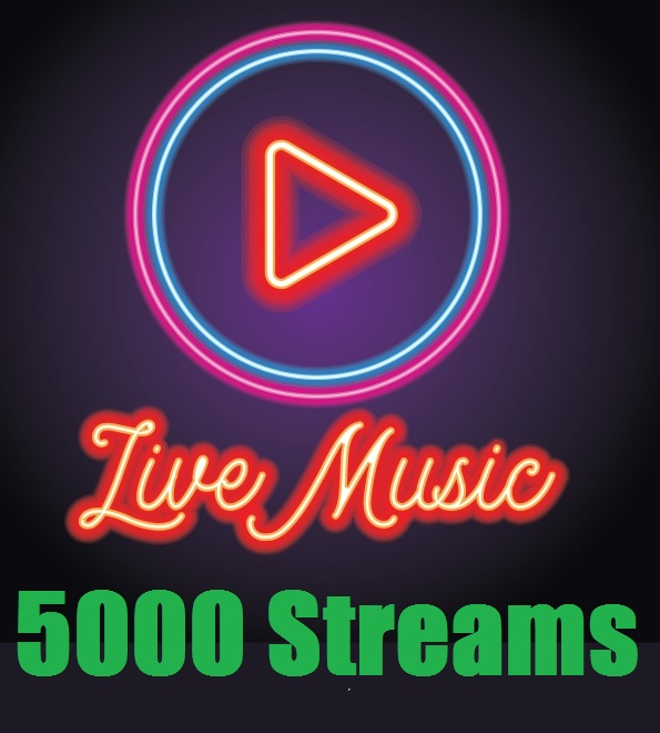 Boost Your Playlist streams with 5000 unique Listeners promotion hits
