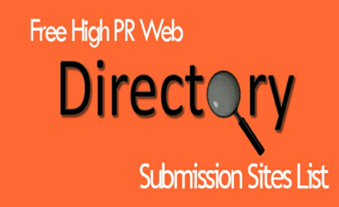 Instant Give You 200+ Directory Submission Sites List...