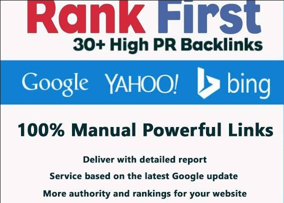 Do manually high pr UK seo citations backlinks